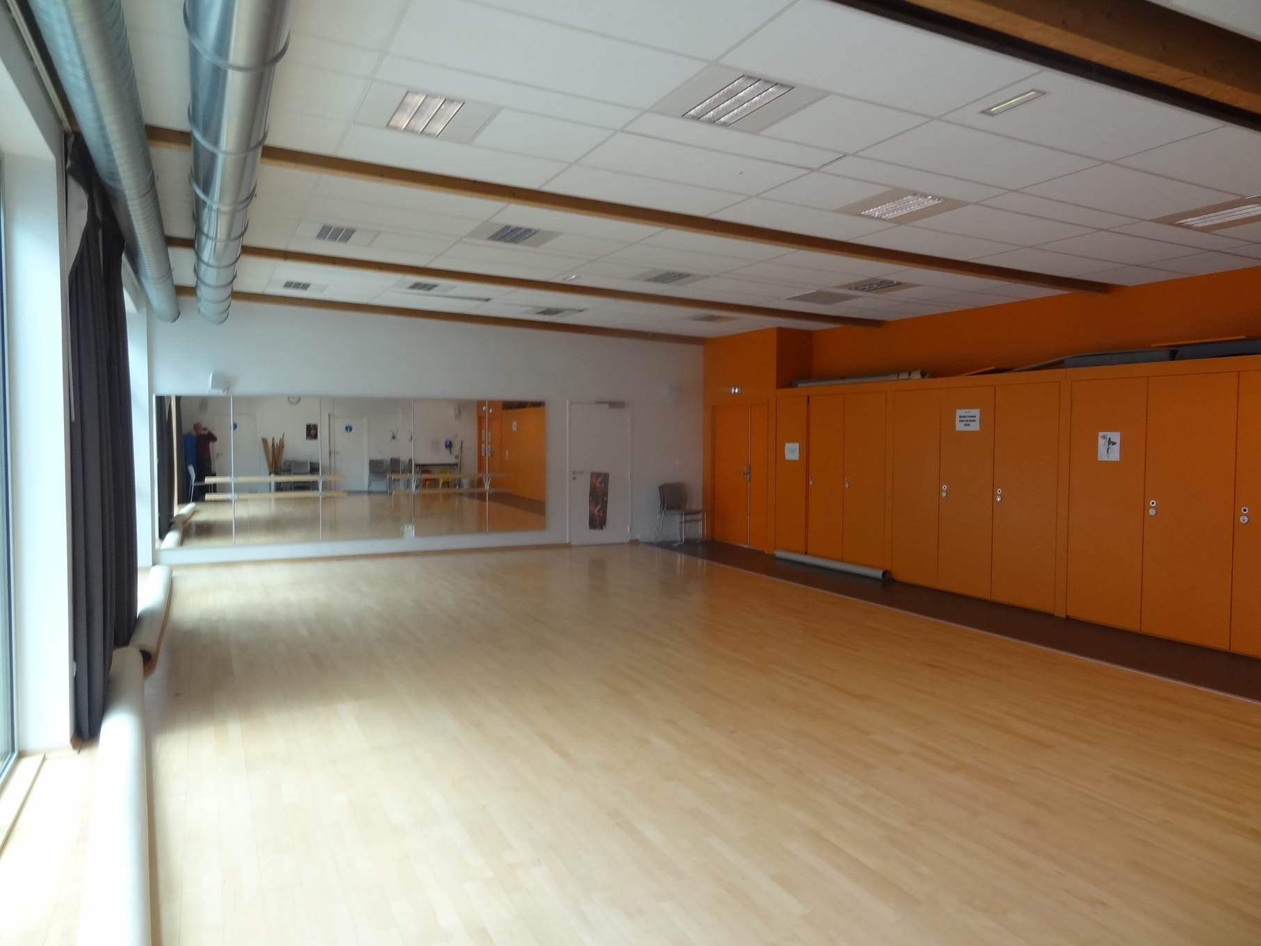 Salle de danse photo 2